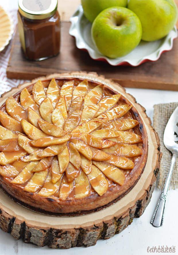 Яблочные десерты, которые пробудят в Вас любовь к сладкому