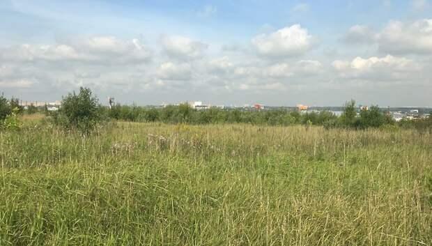Около 420 млн рублей выделили на освоение земель Подмосковья в 2020 году