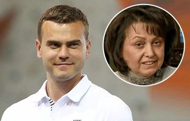 Как болели мамы футболистов сборной России