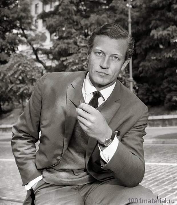 Бруно Оя,самый красивый актёр СССР.