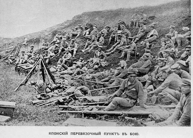 Русско-японская война 1904-1905 гг. в фотографиях.
