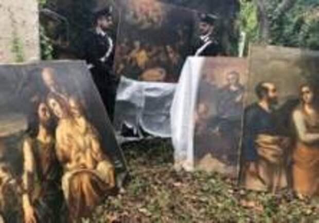 В Италии нашли картины на 200 млн евро