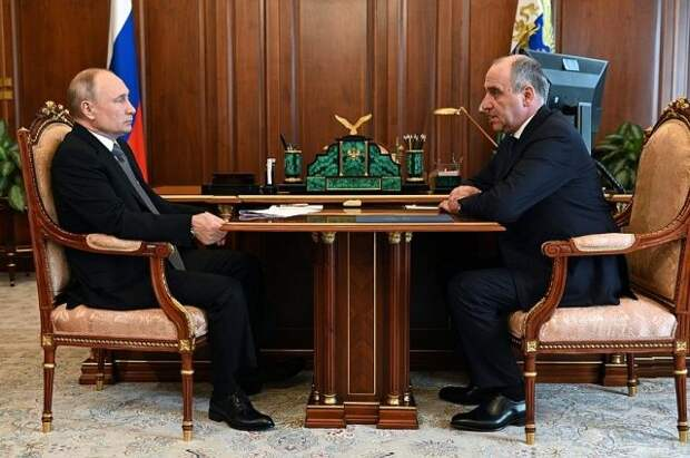 Путин указал главе Карачаево-Черкесии на проблему безработицы