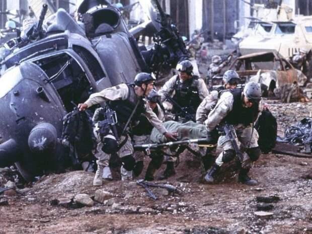 3 октября 1993 году: самый чёрный день в истории спецназа США
