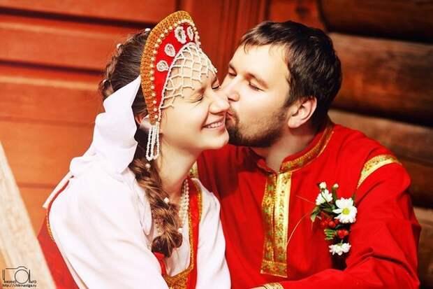 Славянская семья в пословицах