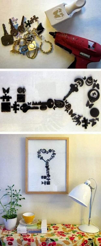 Мусорный арт-объект