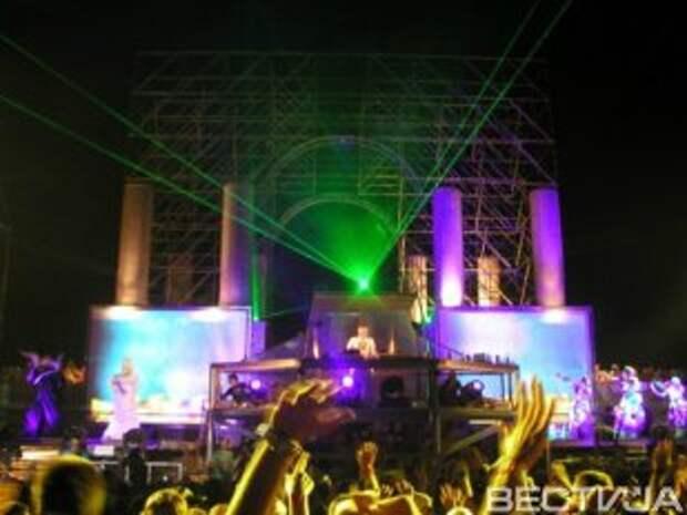 Масштабные музыкальные фестивали покидают Крым