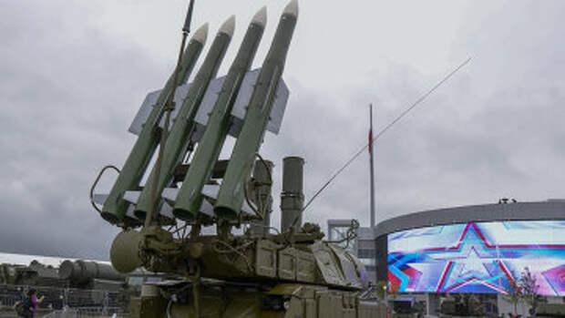 Открытие Международного военно-технического форума АРМИЯ-2015