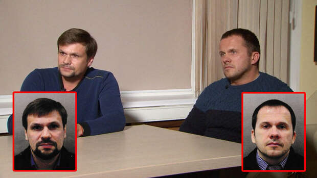 Чехия отвергла связь между розыском Боширова и Петрова и высылкой дипломатов РФ