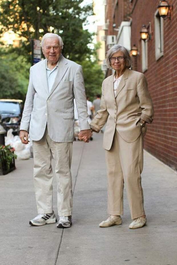 Бабушки Нью-Йорка