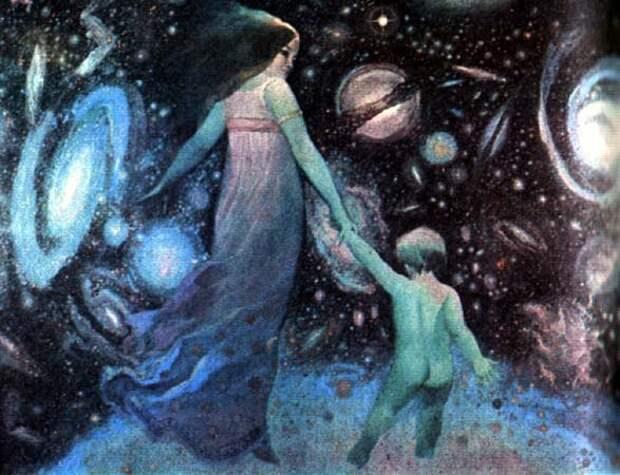 Предания о планетном человечестве. Легенда первая и вторая! Лемурия..