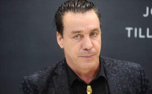 Лидер Rammstein рассказал о своем отношении к песне «Любимый город»