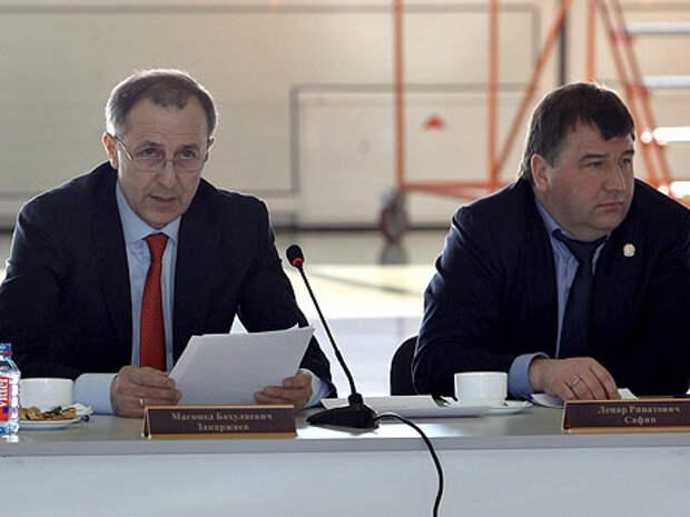 Магомед Закаржаев: «На одном заседании мы раскритиковали действия и планы болгар, больше нас никуда уже не приглашали»