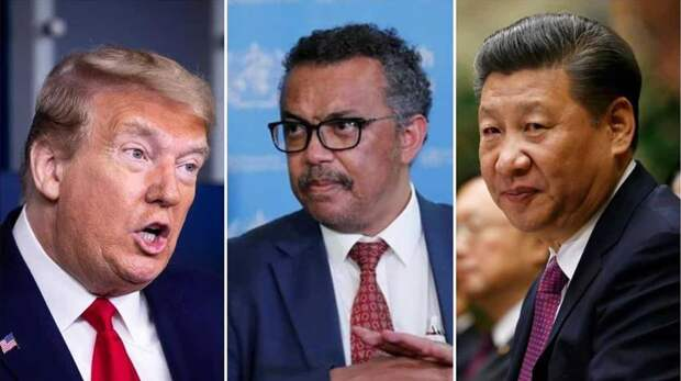 Противостояние США и «прокитайского» ВОЗ