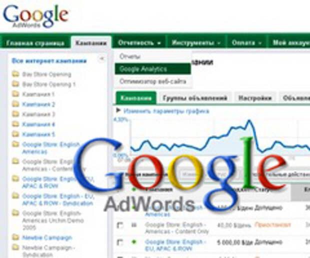 Прощай бета! Google запустил новый интерфейс AdWords