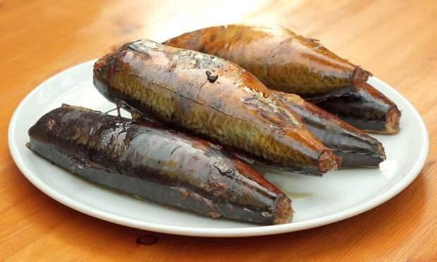 Скумбрия нежнее и сочнее красной рыбы. Балык горячего копчения за час в коптильне