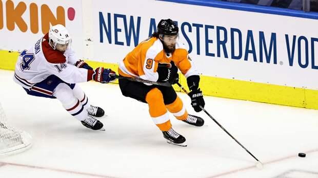 Русский хоккеист удивляет фанатов из США своей неутомимостью. Проворов сыграл 26 минут, «Флайерз» повели в серии