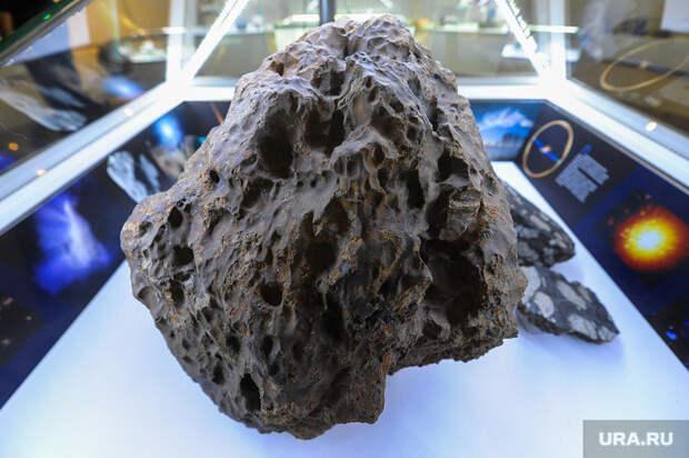 День метеорита в Государственном историческом музее Южного Урала. Челябинск, метеорит, челябинский метеорит