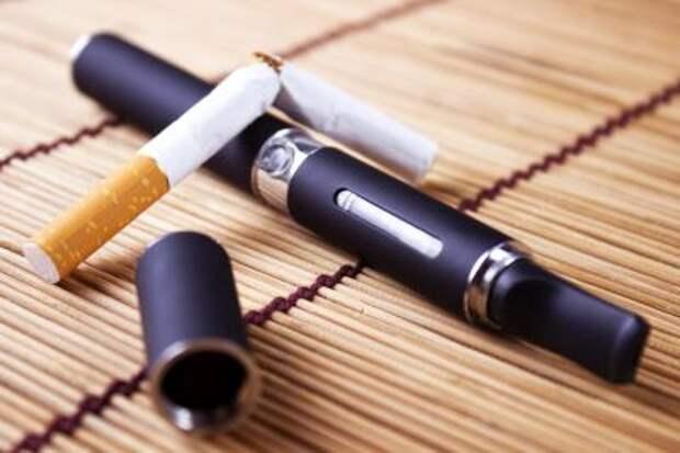 Табак с полки бряк. Электронные сигареты приравняют к обычным