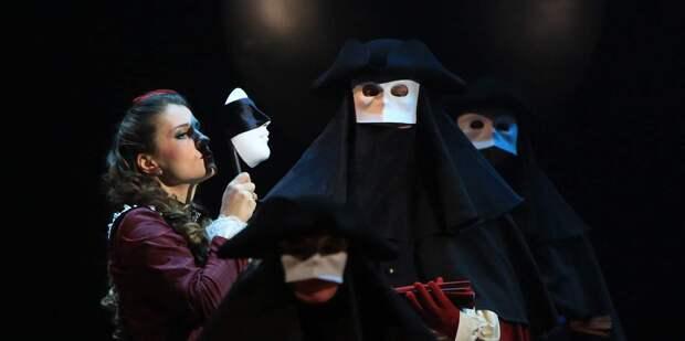 Спектакли «Иранская конференция» и «Преступление и наказание» получили «Золотые маски»