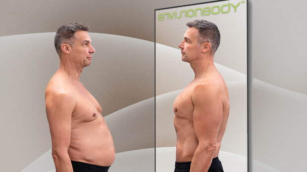 Приложение покажет, как тело может измениться после тренировок