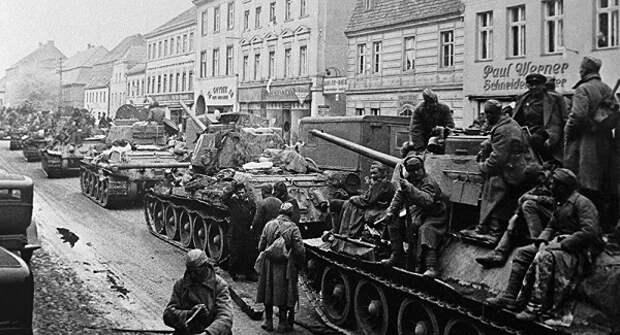 Четыре заблуждения о взятии Берлина