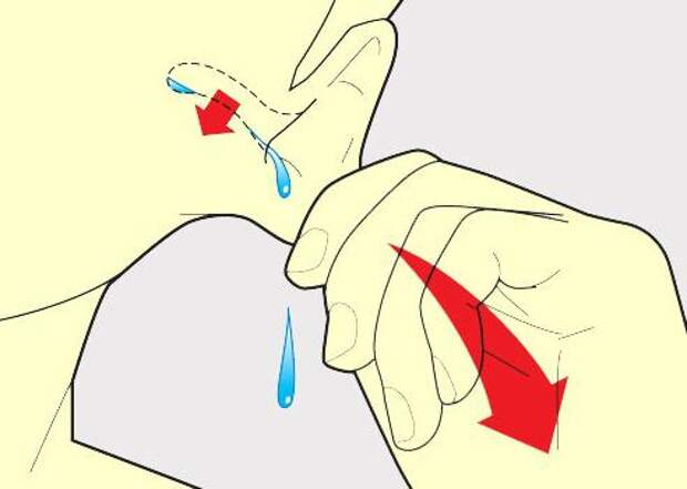 Вода в ухе. Как избавиться, если не выходит неделю после купания, болит, что делать, лекарства