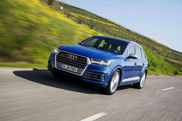 Оператив ЗР: выходим из пяти секунд на новом Audi SQ7