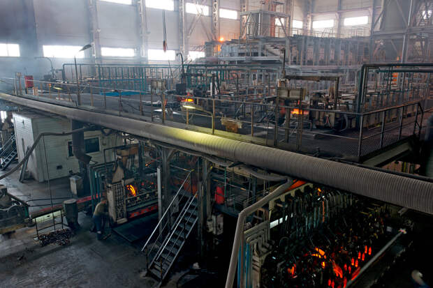 Как в России восстанавливают закрытые заводы. Пара примеров