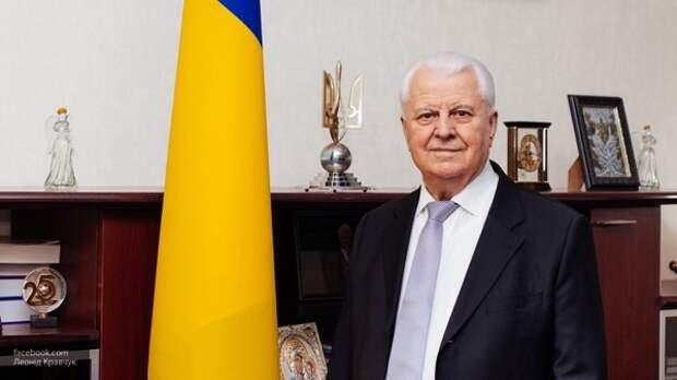 Кравчук объяснил, почему мирное решение вопроса по Донбассу невозможно