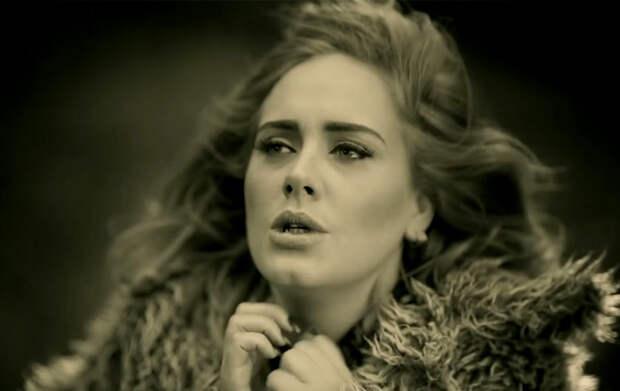 Адель и ее новый альбом рулят миром