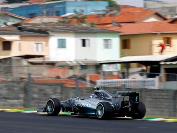 Формула 1: непростые дни в Бразилии