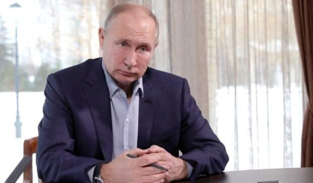Путин: Декарбонизация недолжна наносить ущерб России
