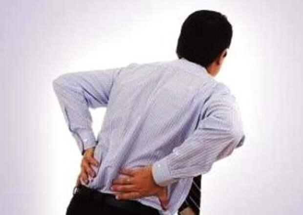 Спинный остеохондроз