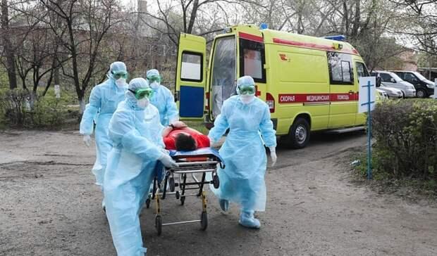 ВОренбуржье заодни сутки умерли сразу 17 заболевших коронавирусом