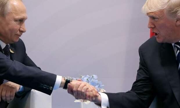 Independent: из-за сделки Трампа с Путиным Запад потеряет выгодный образ «вечно враждебной» РФ