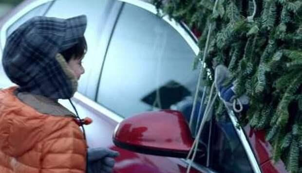 Ford и Рождество