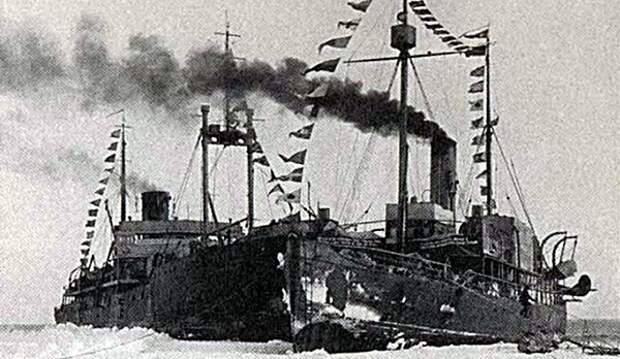 Знаменитый исследователь Севера. Иван Дмитриевич Папанин