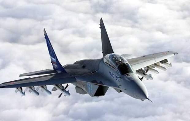 Military Watch: МиГ-29М избавил Египет от зависимости от США