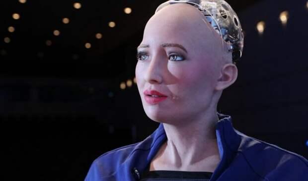 Человекоподобный робот София вполне может убедить человека в наличии сознания / © DB Post