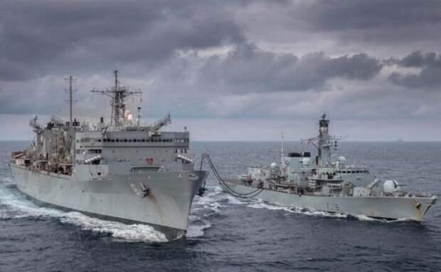 Пока они шли – наши высадились: флот США у границ РФ ждал «холодный прием»