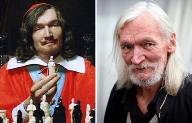 Самый лучший кардинал Ришелье: Почему актер Александр Трофимов так мало снимался в кино
