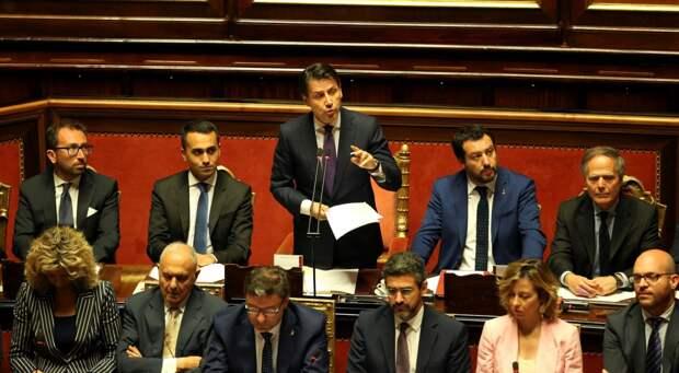 Правительство Италии: два сердца верят только в один разум
