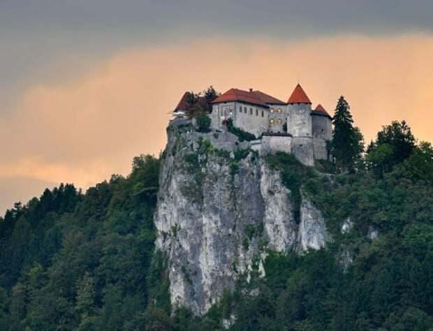 Бледский замок, Словения.