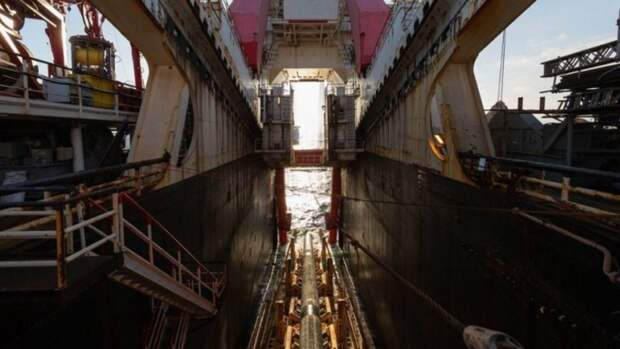 Сроки достройки «Северного потока— 2» сдвигаются
