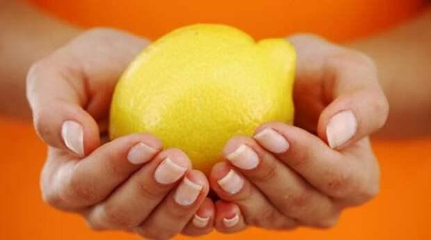 Уход за руками лимон, польза