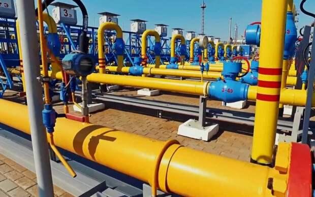 В Европу идет энергетический кризис с трехзначными ценами на газ
