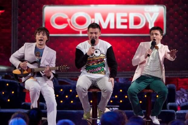 В Сочи состоялись концерты Comedy Club, посвященные ЧМ Формулы – 1