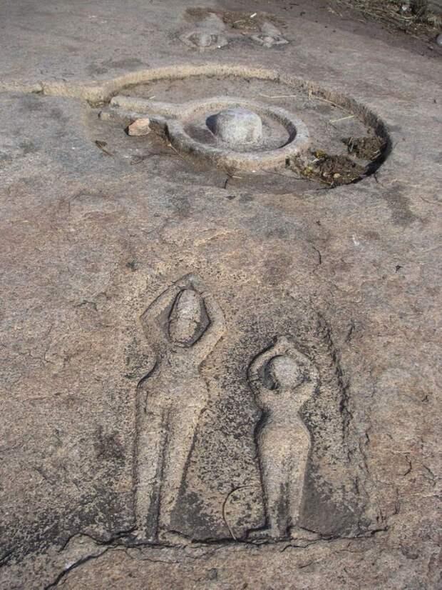 Инопланетяне жили на Земле в древние времена