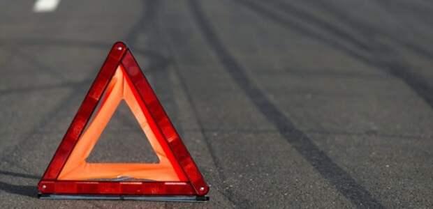 ДТП в Севастополе: столкнулись две «легковушки» (ФОТО)